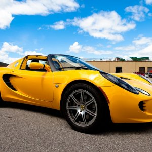 Pictures Of My 2006 Lotus Elise