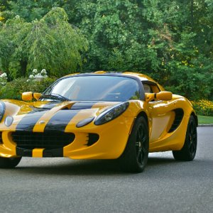 2008 Lotus Elise Sc 60th Anniversary Edition