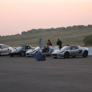 Lotus Of San Antonio Track Day