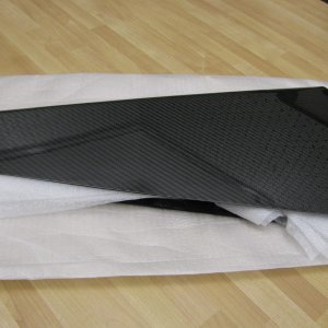 Elise / Exige Carbon Fiber Center Divider 4-sale