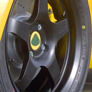 Lotus Sport Wheels