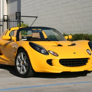 05 Elise 5000 Miles Only