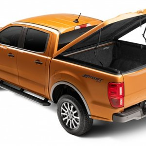 Buy Ford tonneau cover at California Camper Shells