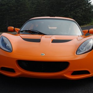 2011 Lotus Elise SC in Chrome Orange
