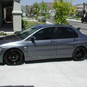 Evo VIII MR FQ