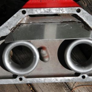Air horns - intake manifold