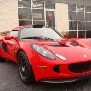 Exige 260 Red