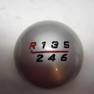 Painted Shift Knob