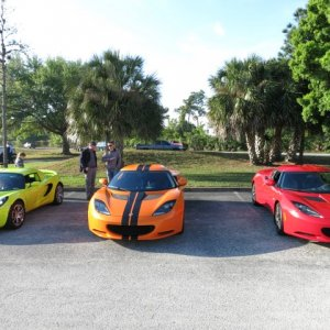 Lotus Evora And Friends