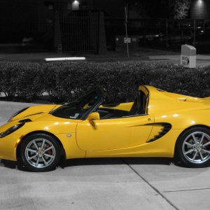 My Yellow Elise
