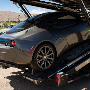 First Day - Lotus Evora