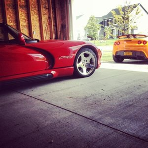 Viper And Exige