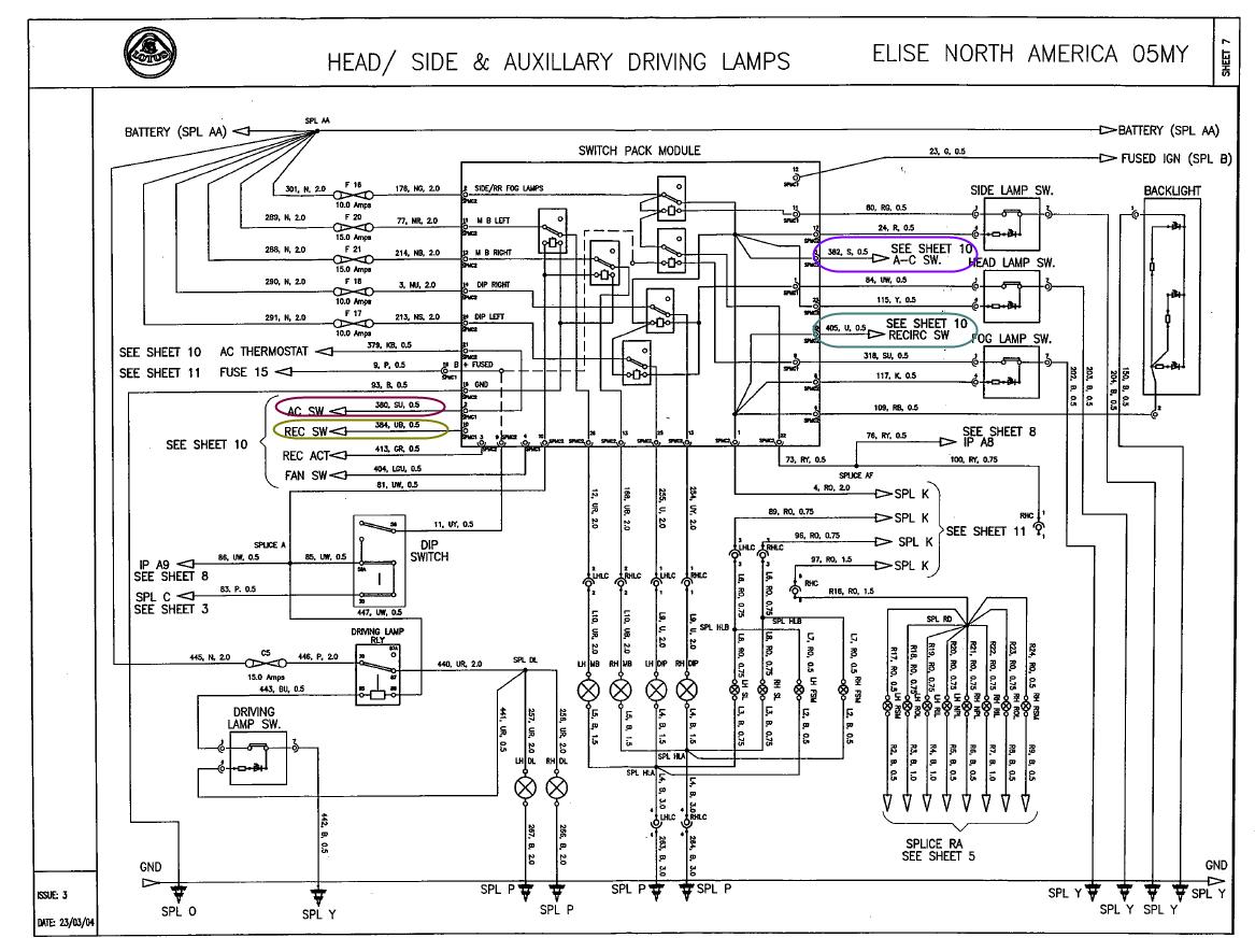 Lotus Elise w/K24 swap AC wiring questions - HondataHondata